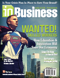 November 2012 Featured Cover