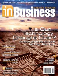 June 2013 In Business Cover