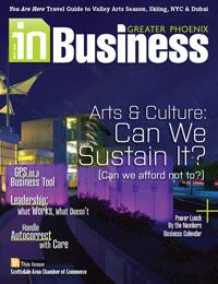 September 2013 In Business Cover