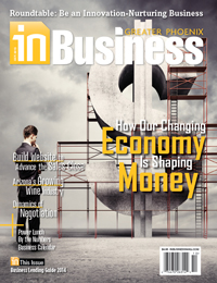 September 2013 In Business Cover