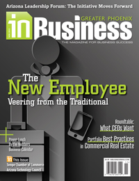 November 2013 In Business Cover