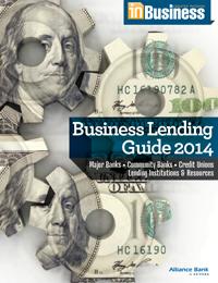 In Business Magazine 2012 Lending Guide