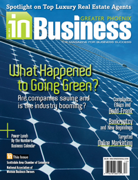 December 2013 In Business Cover