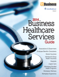 2014 Business Healthcare Service Guide