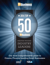 Top 50 Small Business Industry Leaders