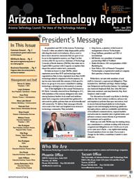 Arizona Technology Council March 2015
