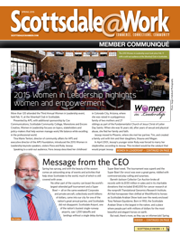 Scottsdale Area Chamber of Commerce April 2015