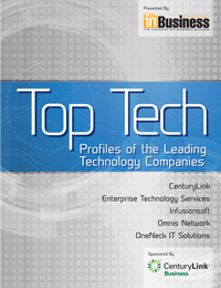2015 Top Tech Section