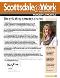 Scottsdale Chamber August 2015