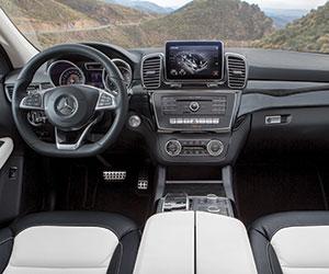 Mercedes_GLE_Interior