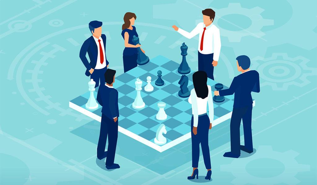 Brand strategize for politics