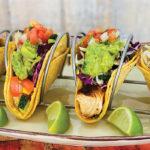 Pita Jungle's A Su Salud Tacos