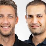 Andreas Ronneseth and Ibrahim Mesbah headshots