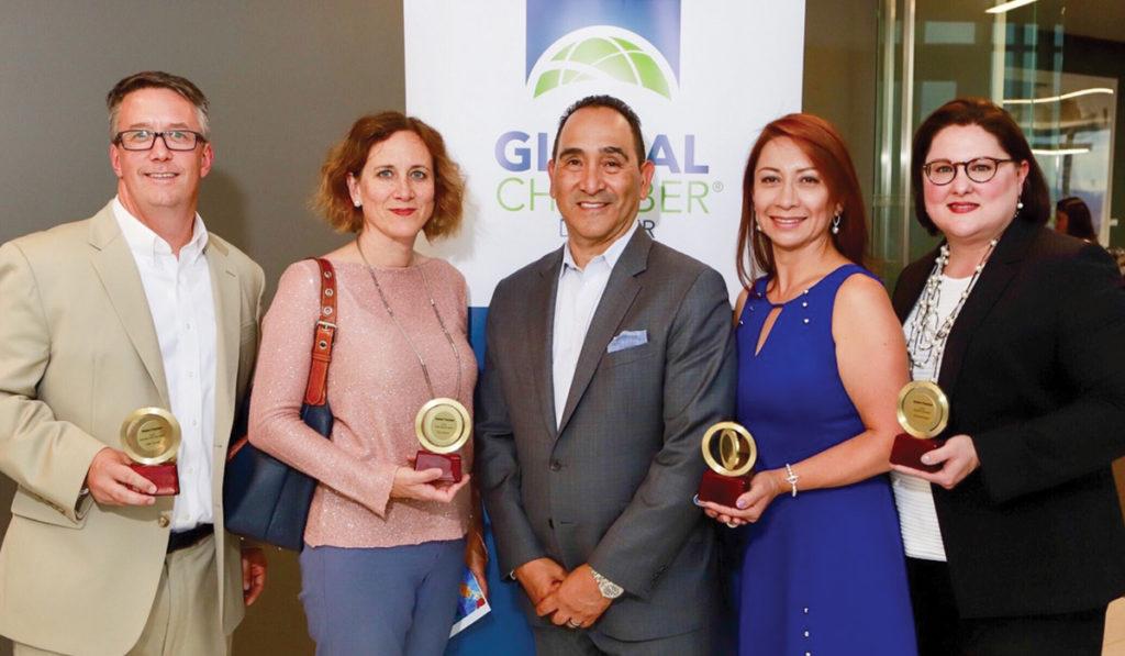 Express Global Employment award winners